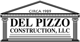 DelPizzo Construction Logo