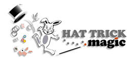 Hat Trick Magic Logo