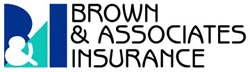 Brown & Associates Insurance Logo